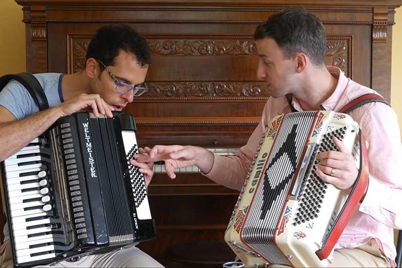 how hard is accordion