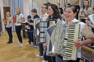How Much Does an Accordion Weigh?