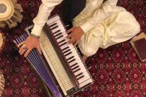 What is a Harmonium (Reed Organ)? The Indian Accordion