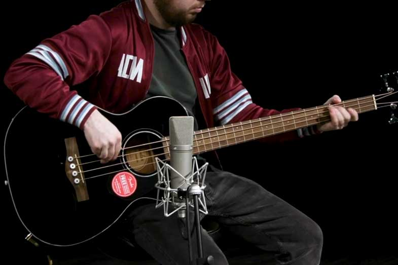 acoustic vs electric bass for beginners