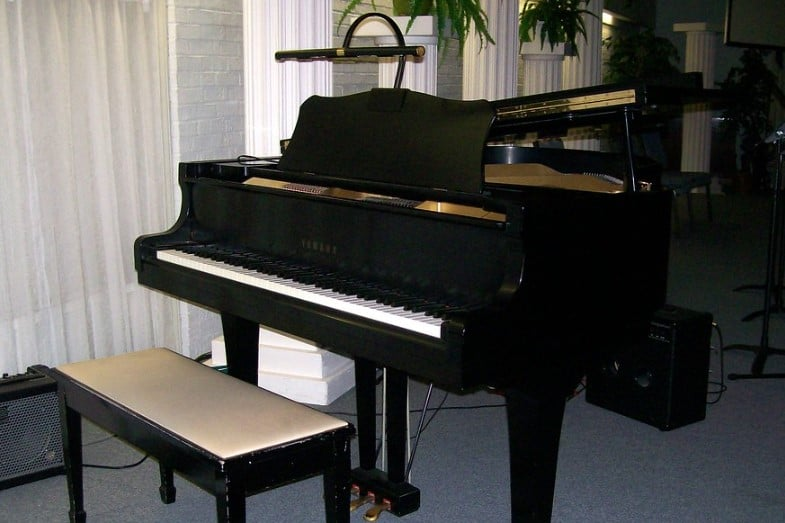 how much is a grand piano