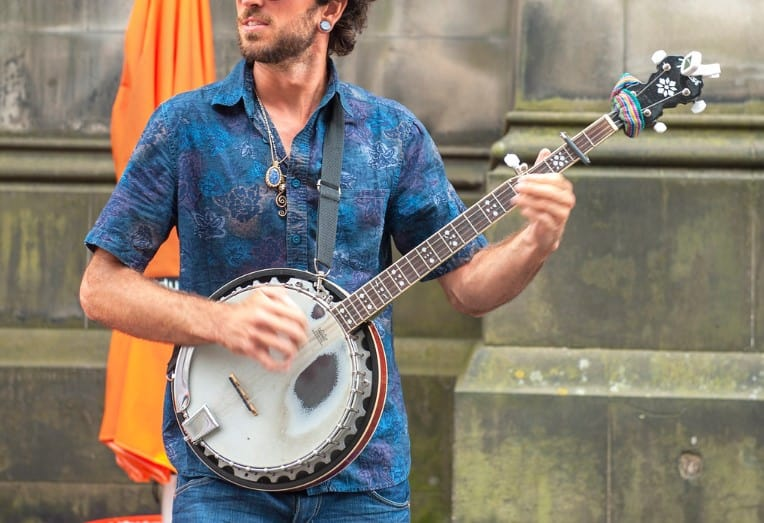 differences between a banjo and ukulele