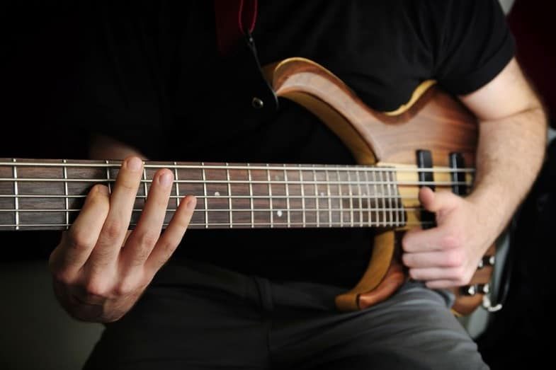 how long to learn bass guitar
