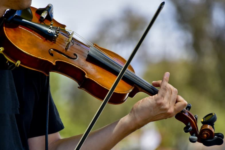 is the violin the hardest musical instrument to play