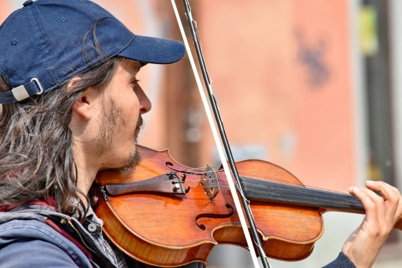 is the violin the most difficult instrument to play