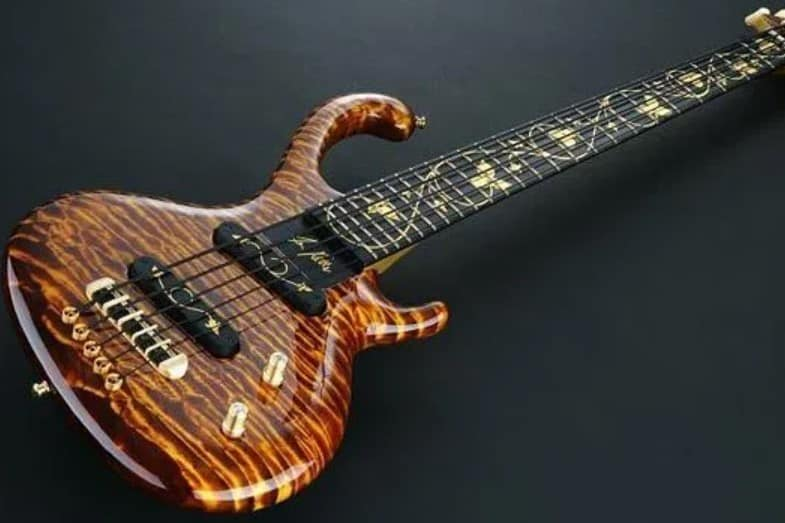 Most Expensive Bass Guitar in the World – Top 8