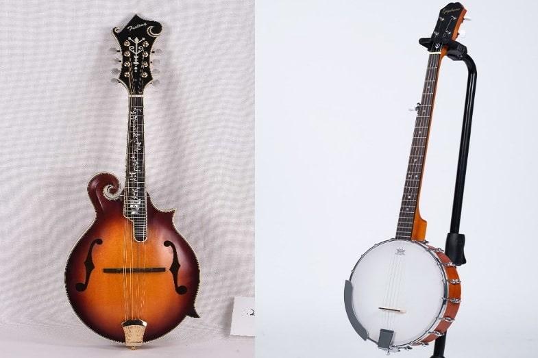 Mandolin Vs Banjo – How Do They Compare?