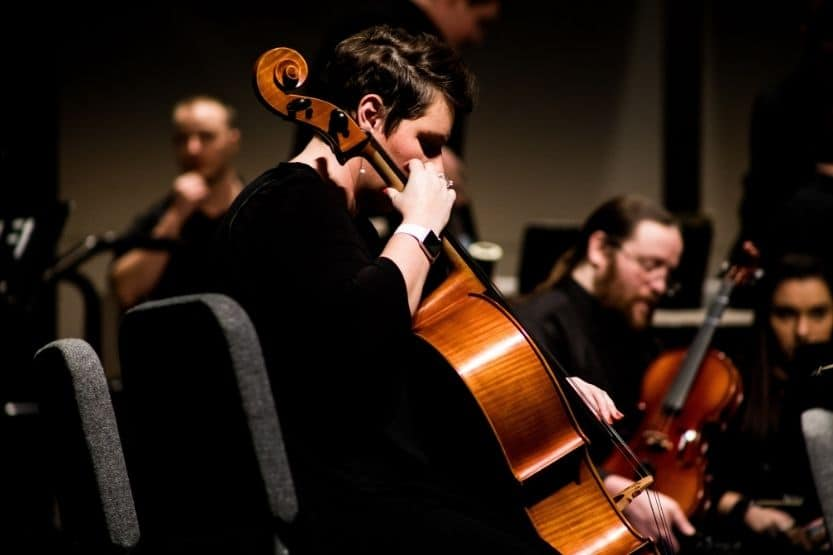 cello for left hand