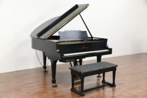 Read more about the article How Much Does a Piano Weigh? (Upright, Grand, and More)