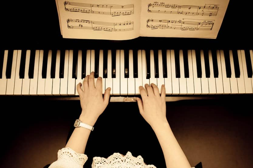 how to learn piano by yourself