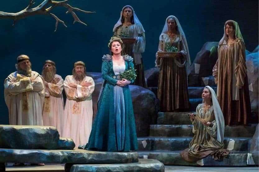 opera list
