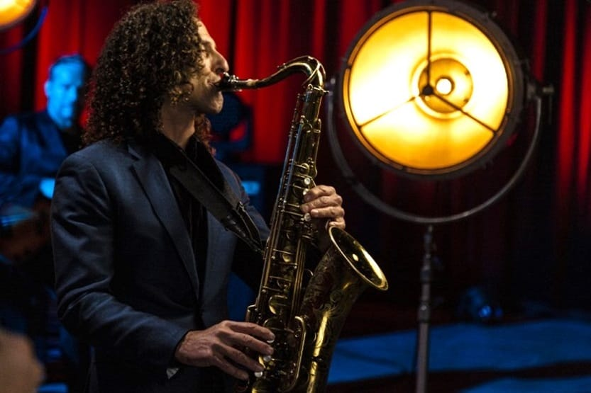 what other instruments does kenny g play