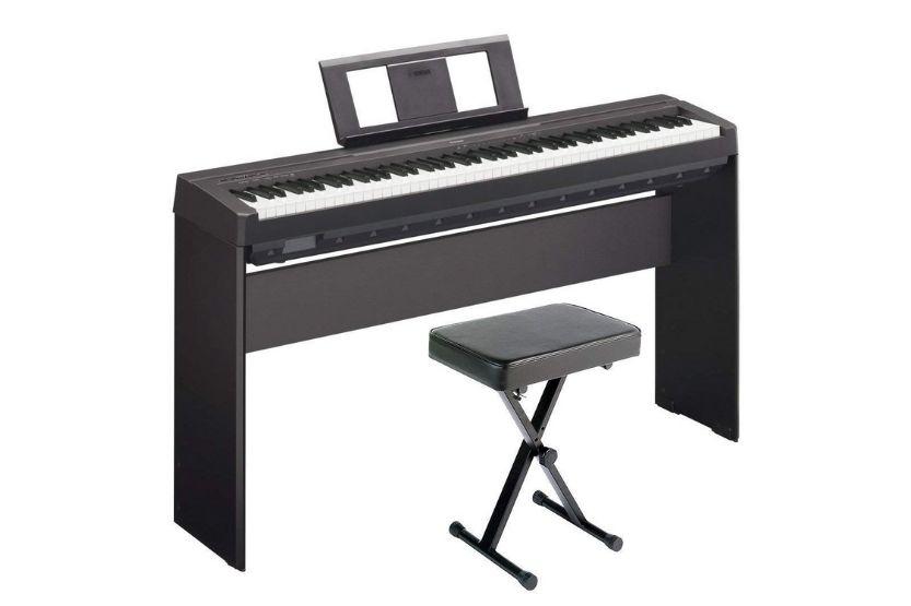 Yamaha P71 Digital Piano Specs and Review