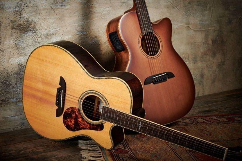 Alvarez-Yairi Guitar