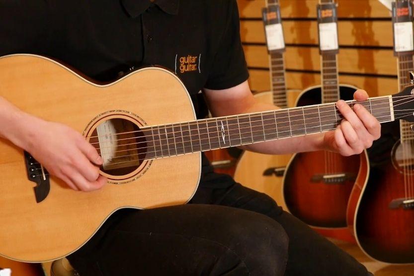 alvarez guitars review