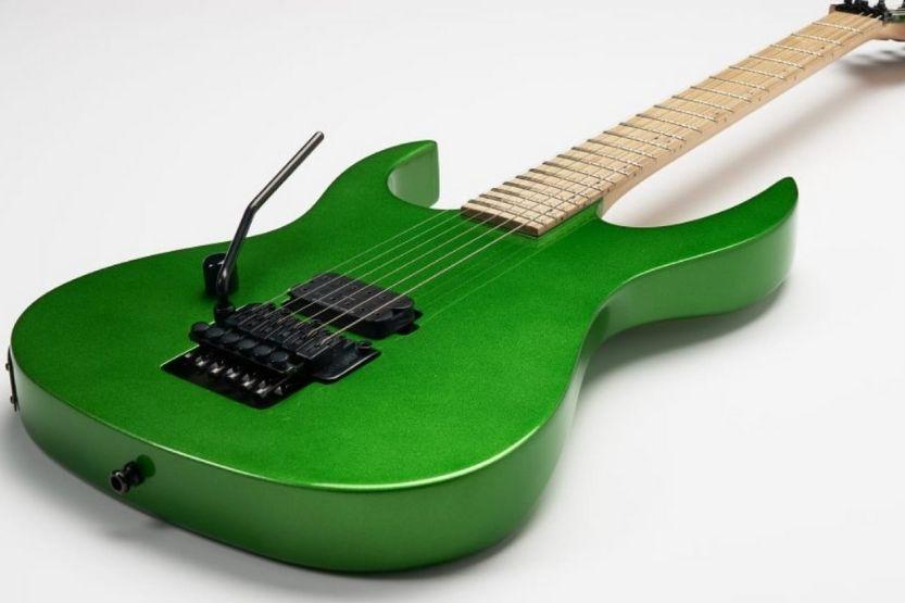 b c rich gunslinger guitars review
