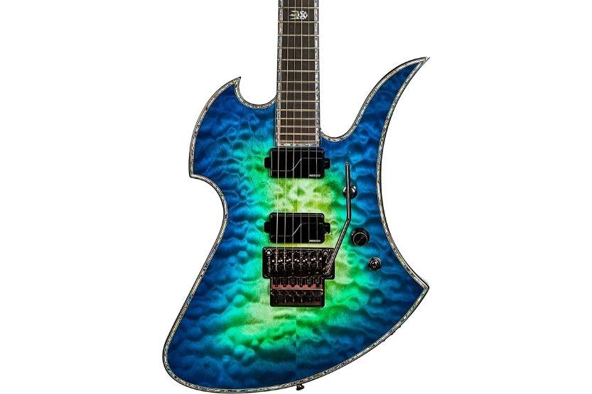 b.c. rich warlock guitar