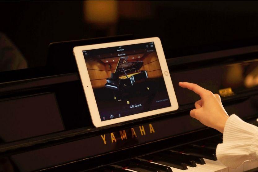 yamaha hybrid grand piano