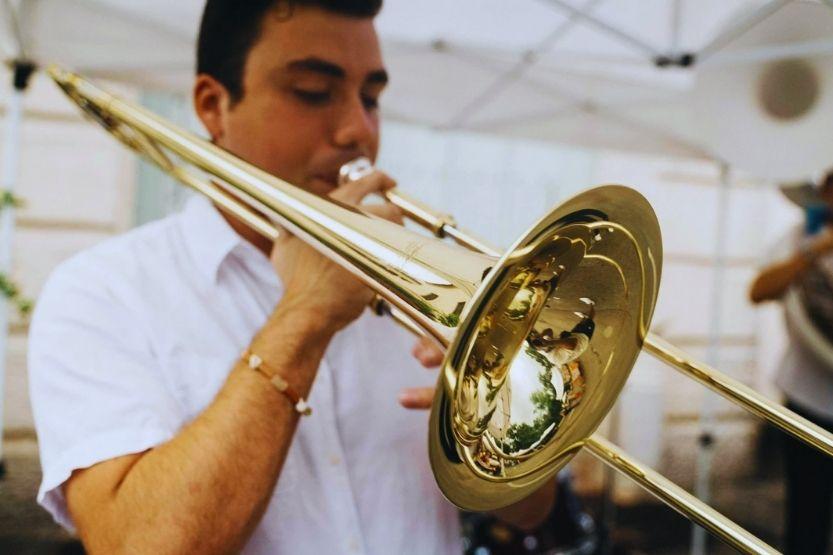 Jean Paul TB-400 Intermediate Trombone
