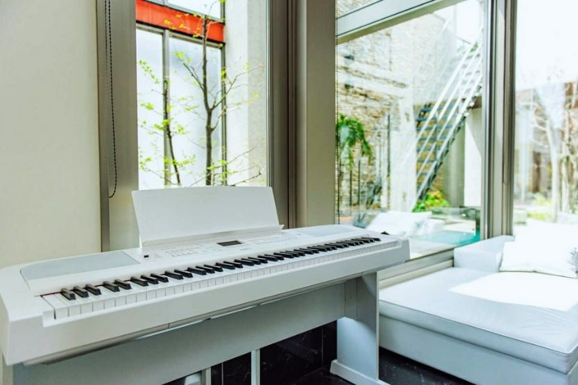 Yamaha DGX-670 Digital Piano
