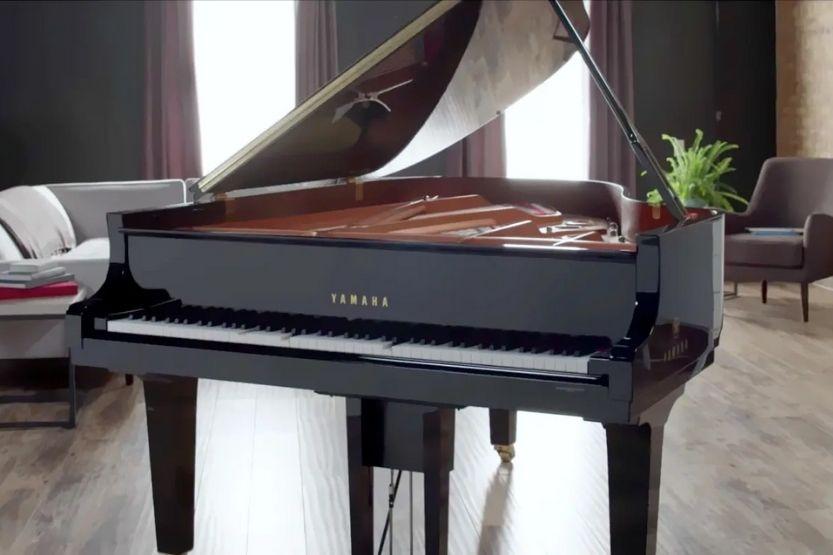 Yamaha Disklavier Hybrid Piano
