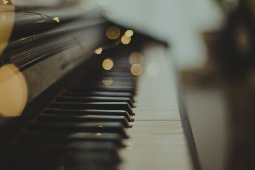 is piano a percussion instrument