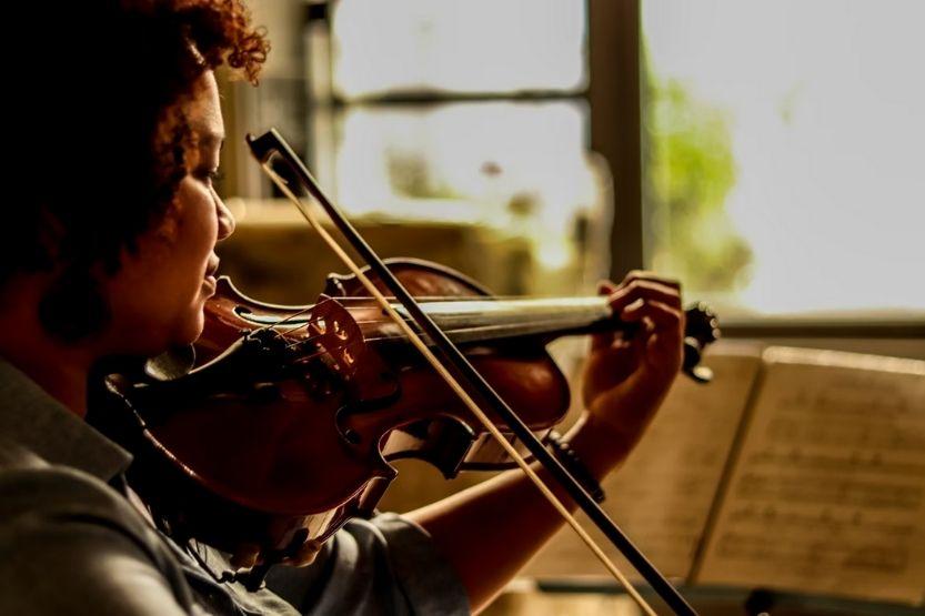 viola vs violin size