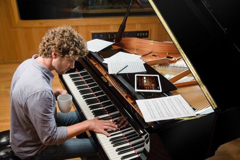 yamaha disklavier hybrid piano review
