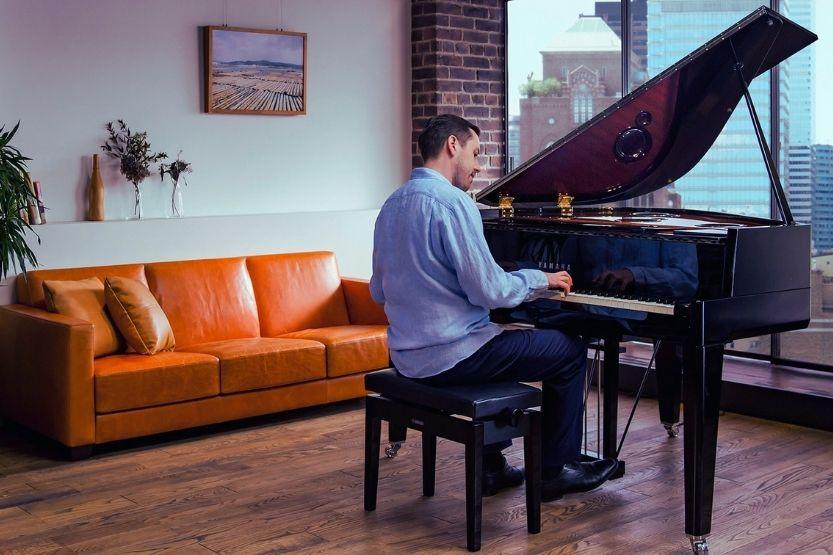 yamaha n3x avantgrand hybrid digital piano