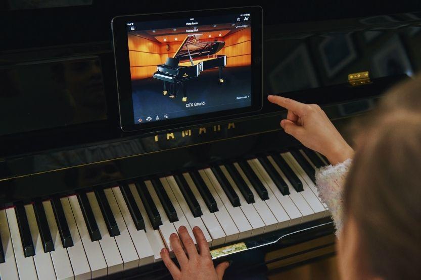 yamaha silent piano review