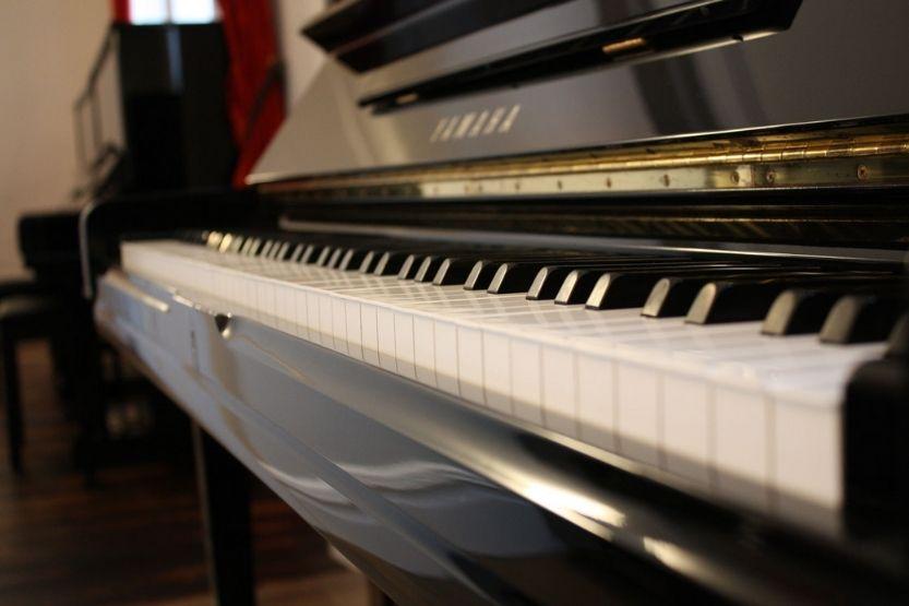 yamaha u series upright piano