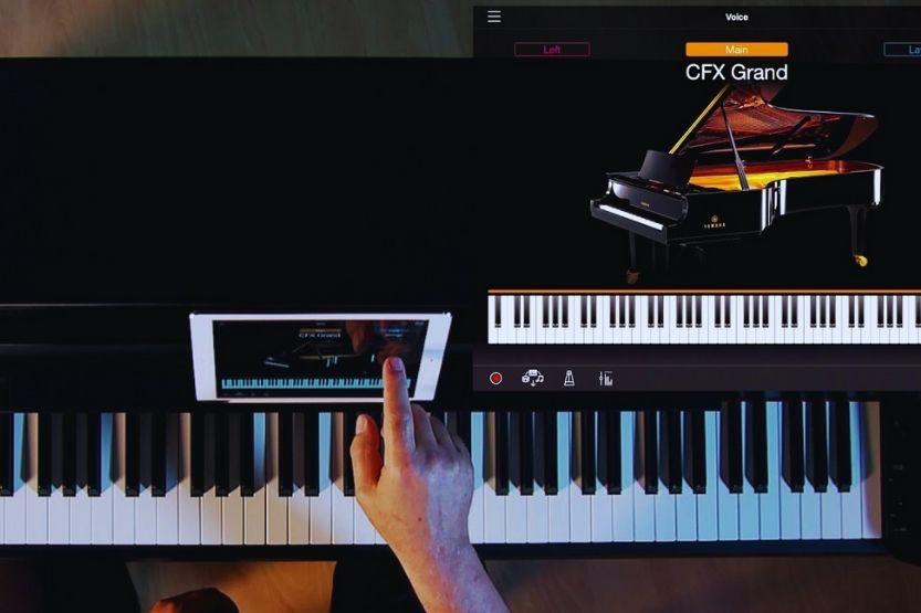 yamaha arius ydp-184 digital piano - rosewood