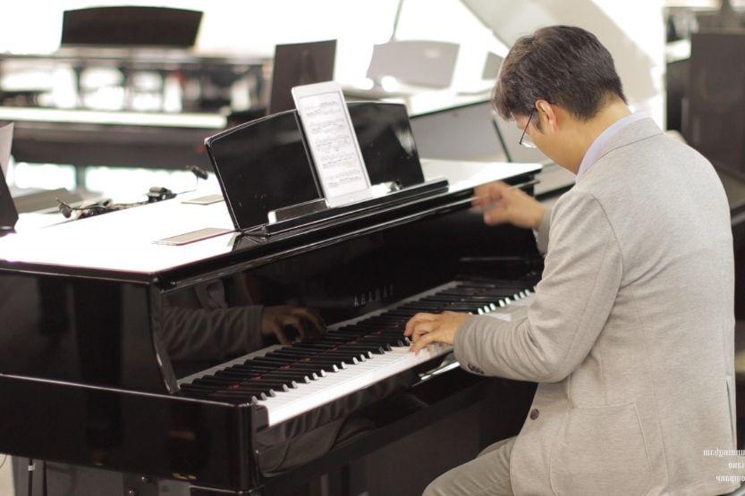 yamaha avant grand digital piano